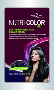 2016 Hot Sale Semi-Permanent Hair Color Mask for Color Hair pictures & photos