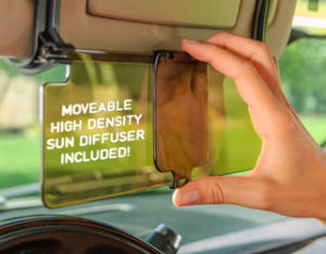 China Easy View Visor Glare Blocker for Car - China Glare Blocker ... 2abc93bb12d