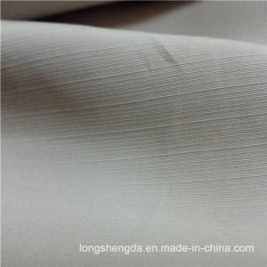 75D Water & Wind-Resistant Anti-Static Sportswear Woven Plaid Jacquard 100% Polyester Fabric (E140A) pictures & photos