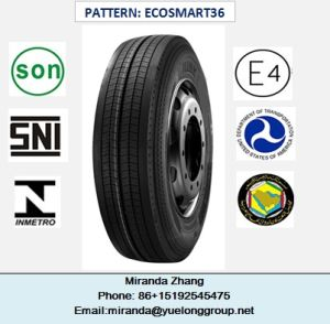 Ilink Truck & Bus Radial Tyres 295/75r22.5 (ECOSMART 36) pictures & photos