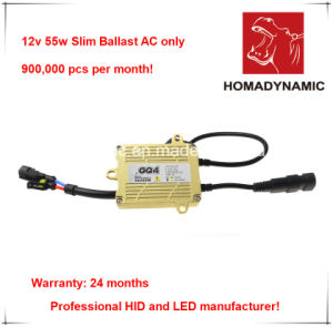 12V 55W Quick Start HID Xenon Ballast pictures & photos