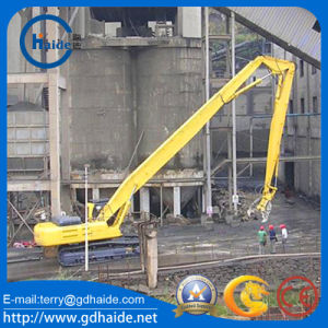 High Reach Boom for Komatsu PC200 Excavator pictures & photos