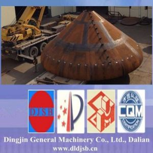 Large Specification Pressure Vessel Part Cones pictures & photos