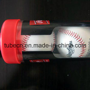 Clear Packaging Plastic Tube