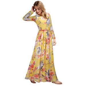 aa03877654 China Maxi Dress
