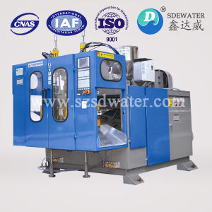 HDPE Bottle Blow Extrusion Molding Machine pictures & photos