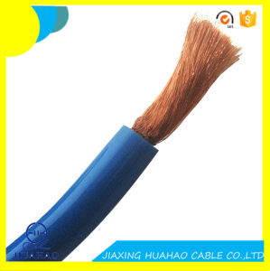 4AWG Copper Conductor Car Battery Cable with Blue PVC pictures & photos