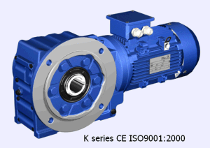 K Series Helical-Bevel Gear Speed Reducer
