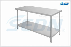 Handmade Commercial Stainless Steel Island Benches (MT2004) pictures & photos