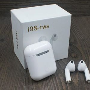 China I9s Tws Wireless Earphone Bluetooth Headset Earbud China Iphone Earphone And Iphone Headphone Price
