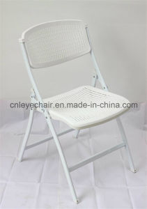 china factory wholesale folding chair plastic metal for wedding