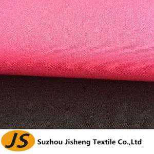 100d Polyester Spandex Fabric Bonded TPU Film and Polar Fleece