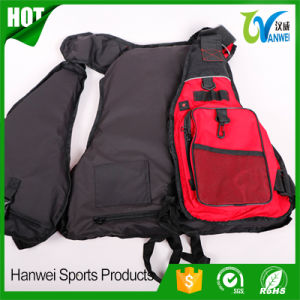 Hot Sales Durable Adult Bouyant Fishing Life Vest (HW-LJ029) pictures & photos