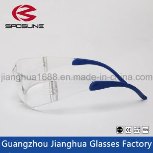High Clear Vision Anti-Scratches Lenses Safety Eyeglass Dustproof Windproof Eyes Protection Buy Glasses pictures & photos