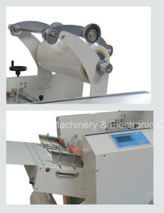 360AFB Automa double side roll laminator with perforating / cutter / slitting pictures & photos