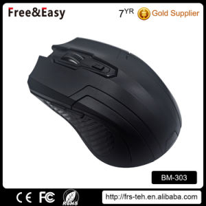 Multifunctions Black Portable Laptop Wireless Bluetooth Mouse pictures & photos
