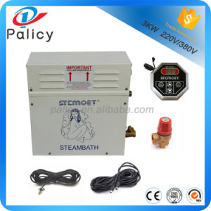 Commerical Use 10.5kw 220/380V Steam Shower Generator/Sauna Steamer Ce Approval