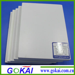 Factory Supply Directly Inkjet Printable PVC Rigid Sheet Price pictures & photos