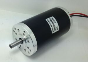 China 63zyt02A Electric DC Motor, Rated 12V 24V 40V, 3000rpm 100W