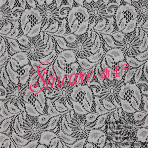 Hot Sell Lace Fabric with New Design