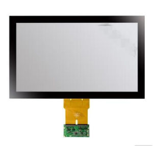 15.6 Inch Pcap Touch Screen with Multi Touch Poins USB/I2c/Serial Controller