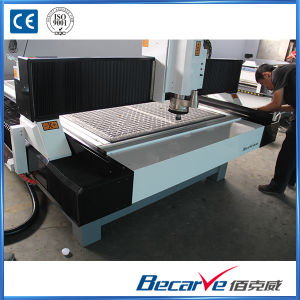 High Precision Advertising Mini CNC Router for Wood Stone pictures & photos