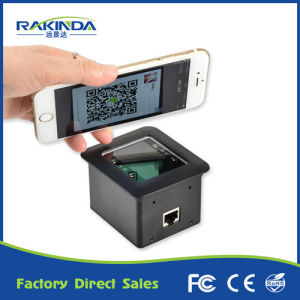 Rd-4500r Fixed Mount Mobile APP Qr Code Scanner 2D Barcode Reader for  Locker, Kiosk and Access Control System