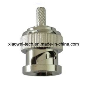 BNC Male Connector for Sff-75-2-1 Cable