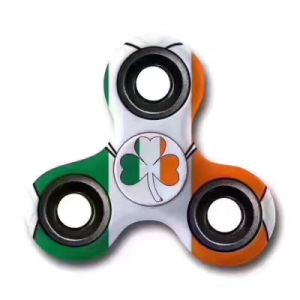 Wholesale Popular ABS Plastic EDC Tri Desk Fidget Spinner Toy pictures & photos