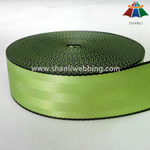 High Strength Nylon / Polyester Webbing for Safety Belt pictures & photos