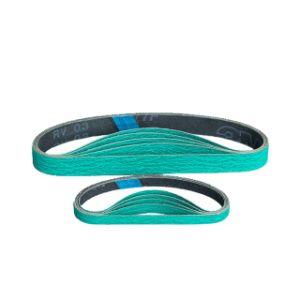 2 X 36 Inch Sanding Belts Zirconia Cloth Narrow Sander Belts 18 Pack, 40 Grit