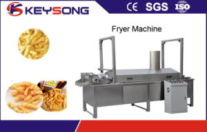 Fried Kurkure Cheetoes Food Snack Making Machine pictures & photos