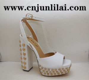 Sandals with Metal Studs