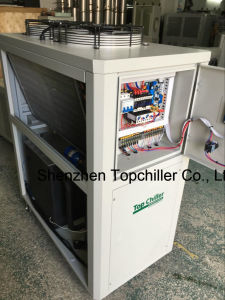 -25c Low Temperature 9kw Air Cooled Glycol Water Chiller