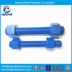 ASTM A490 Structural Bolt, Alloy Steel, Heat Treated, 150ksi Minimum Tensile Strength Standard Bolt pictures & photos