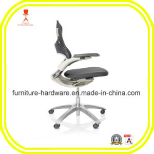 Furniture Hardware Parts Office Swivel Chair Back Support Aluminum pictures & photos