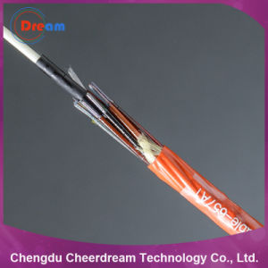 432 Core Air Blown Micro Fiber Optic Cable pictures & photos