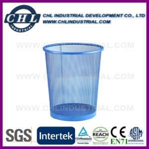 Daily Household Kitchen Items Cleaning Columniform Mesh Trash Bin pictures & photos