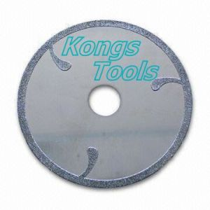 Continuous Rim Diamond Blade With Protection (KS-EPR2)