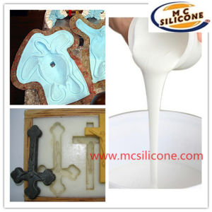 Resin Crafts Mold Making RTV Silicone Rubber