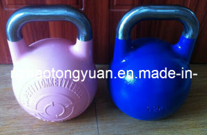New Type Professional Competition Kettlebell pictures & photos