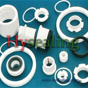 Various PTFE Teflon for Mechanical Plastic Gasket pictures & photos