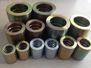 Carbon Steel/Stainless Steel Hydraulic Hose Ferrule 00400 pictures & photos