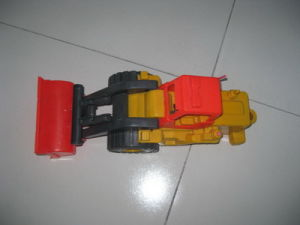 Plastic Baby Car Toy Mould (YS15821)
