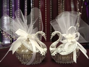 Swan Wedding Favor