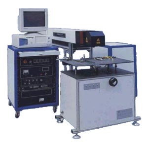 Laser Cutting Machine&Laser Marker Especially for Bearing (TH-LMS50Z)