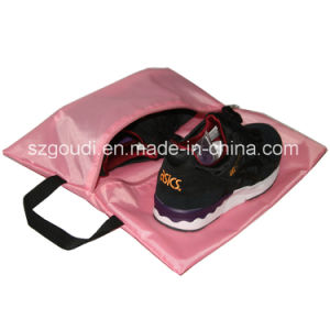 Pink Travel Toiletry Shoes Collection Bag as Promotional Gifts