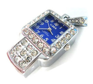 Necklace Watch USB Drive Gifts
