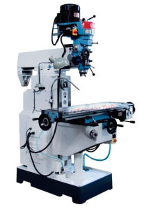 Universal Turret Milling Machine (Milling Machinery XL6328) pictures & photos