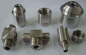 Stainless Steel Machine Parts